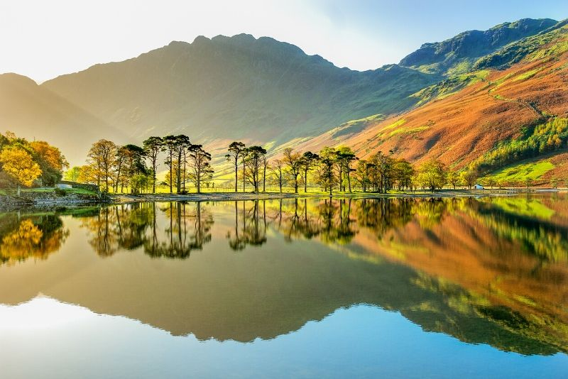Lake District National Park, United Kingdom - best national parks in the world