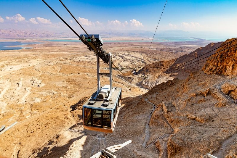 Masada National Park, Israel - best national parks in the world