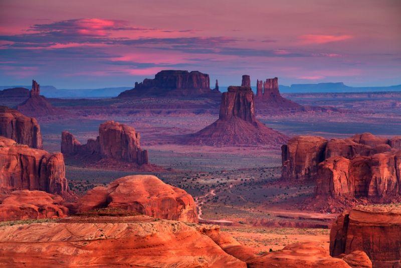 Monument Valley National Park, Estados Unidos de América: los mejores parques nacionales del mundo