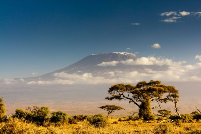 Mount Kilimanjaro National Park, Tanzania - best national parks in the world