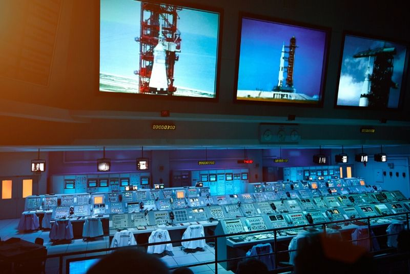 NASA's facilities