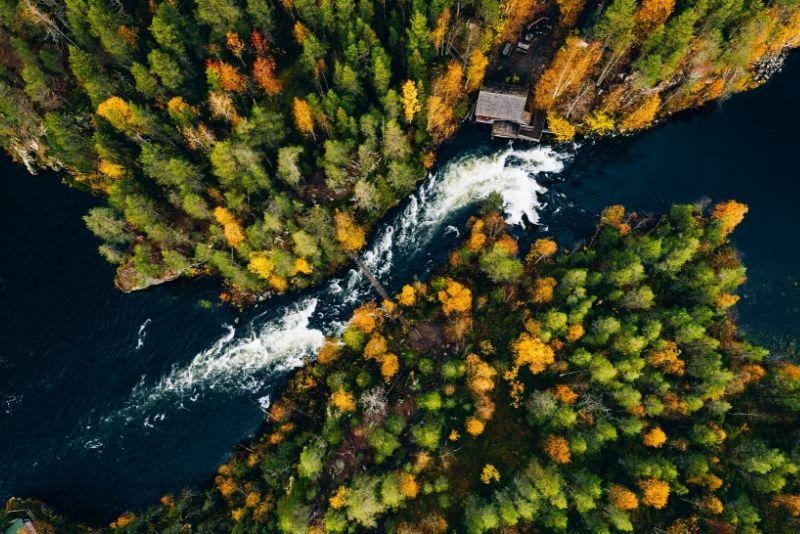 Parque nacional de Oulanka, Finlandia: los mejores parques nacionales del mundo
