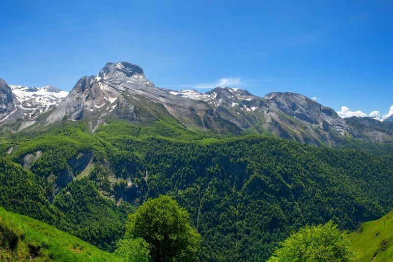 Pyrénées National Park, France