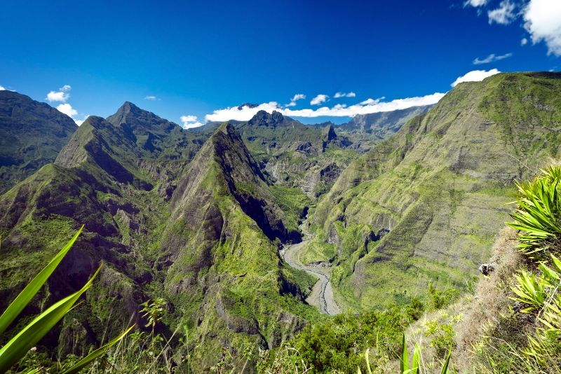 Réunion National Park, France - best national parks in the world