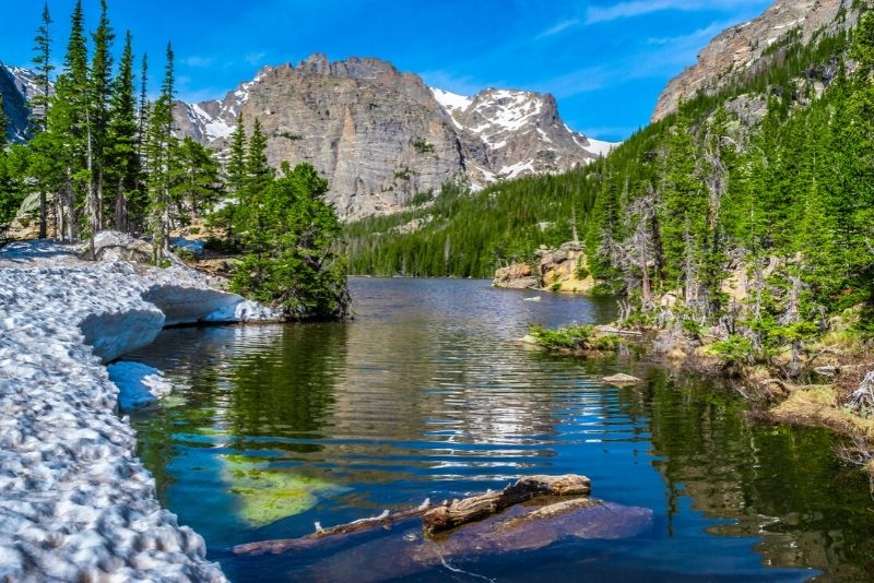 Rocky Mountain National Park, United States of America - best national parks in the world