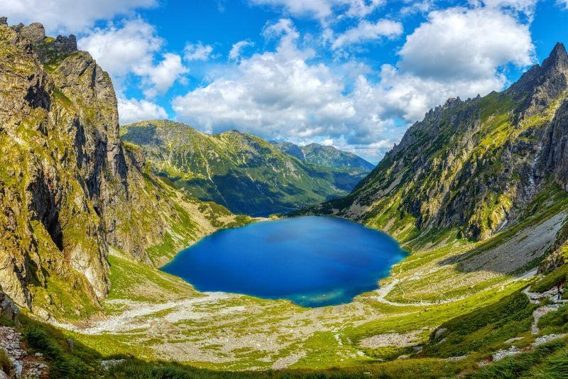Parque Nacional Tatra, Polonia - los mejores parques nacionales del mundo
