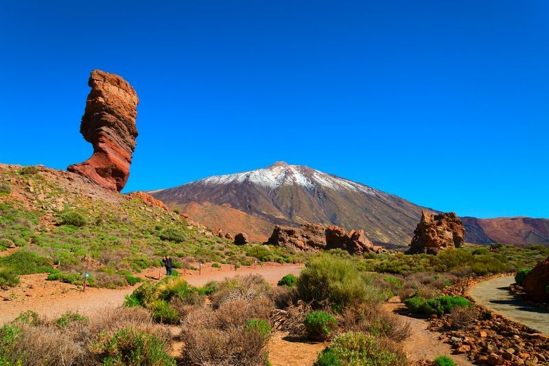 Teide National Park, Spain - best national parks in the world