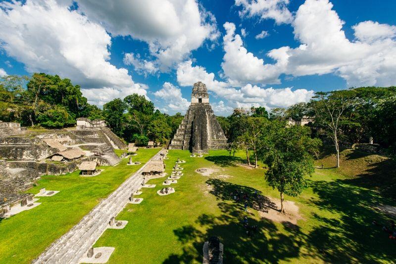 Parque Nacional Tikal, Guatemala - los mejores parques nacionales del mundo