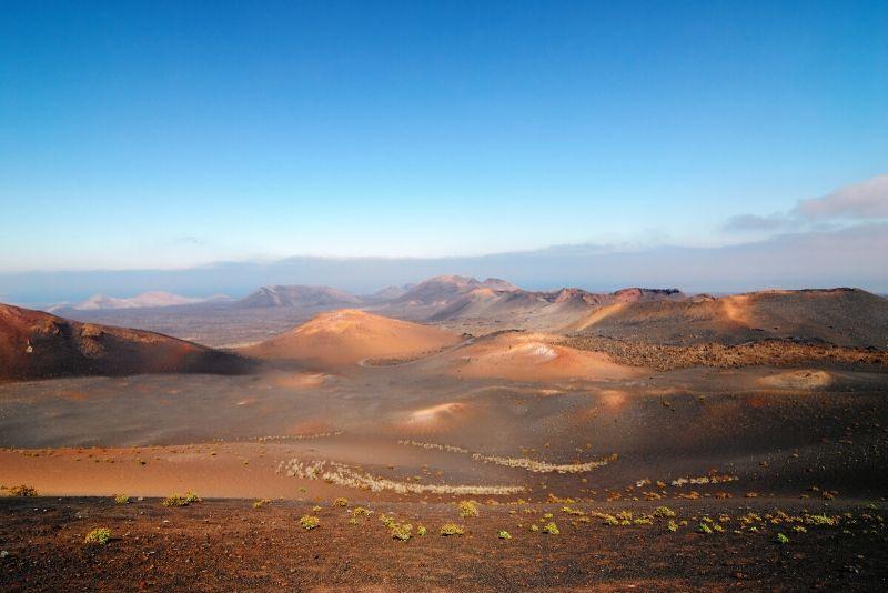 Parque Nacional de Timanfaya, España: los mejores parques nacionales del mundo