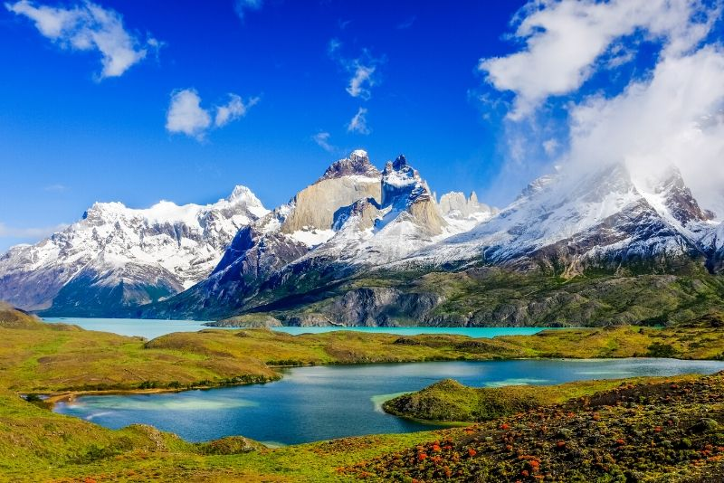 Torres del Paine National Park, Chile - best national parks in the world