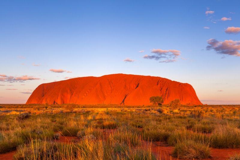 Parque Nacional Uluru-Kata Tjuta, Australia - los mejores parques nacionales del mundo