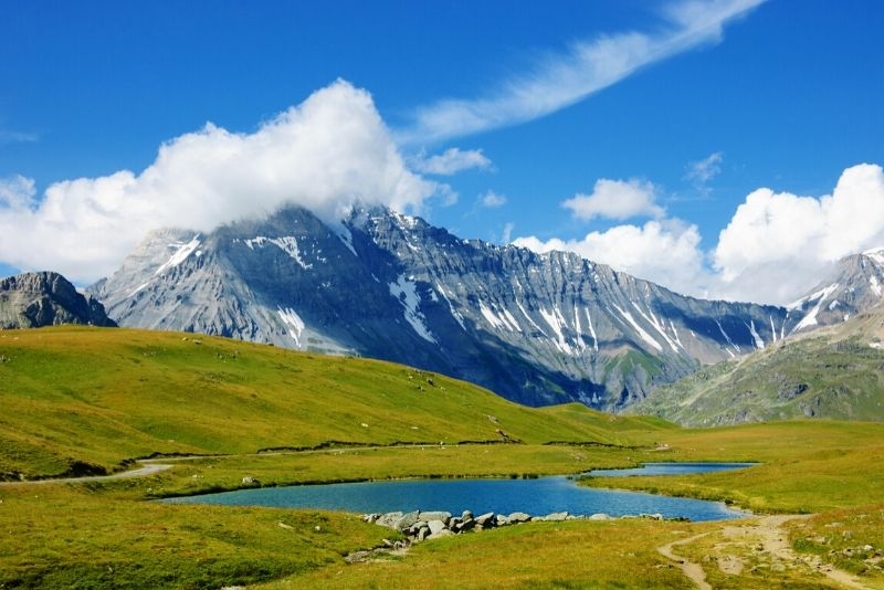 Vanoise National Park, France - best national parks in the world