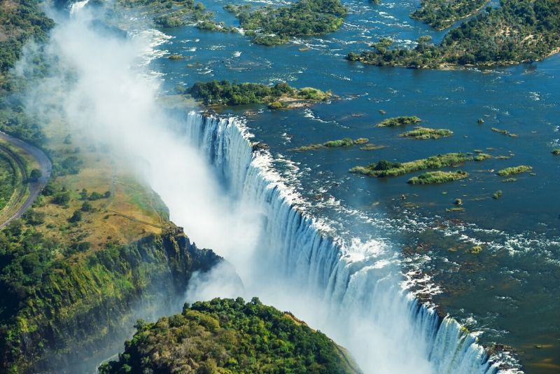Victoria Falls National Park, Zimbabwe - best national parks in the world