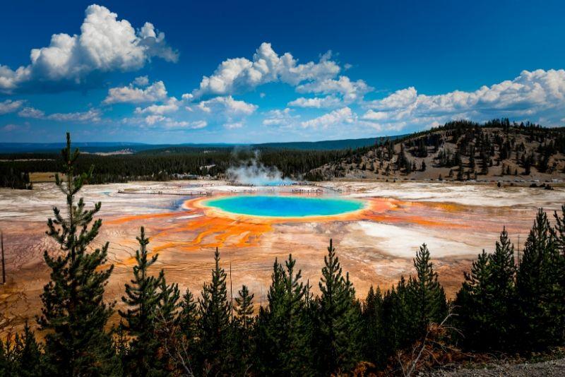 Parque Nacional de Yellowstone, Estados Unidos de América: los mejores parques nacionales del mundo