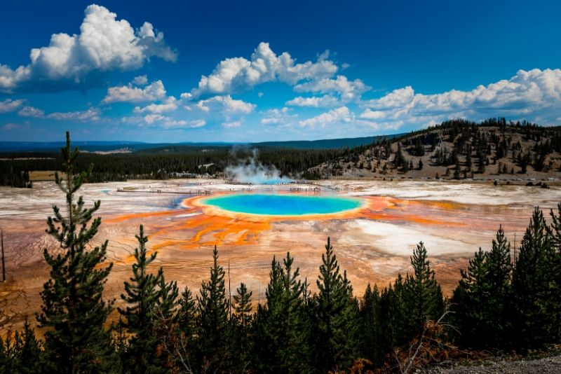 Yellowstone National Park, United States of America - best national parks in the world