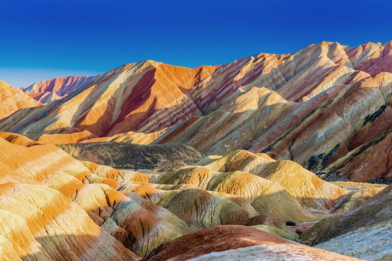 Zhangye National Park, China - best national parks in the world