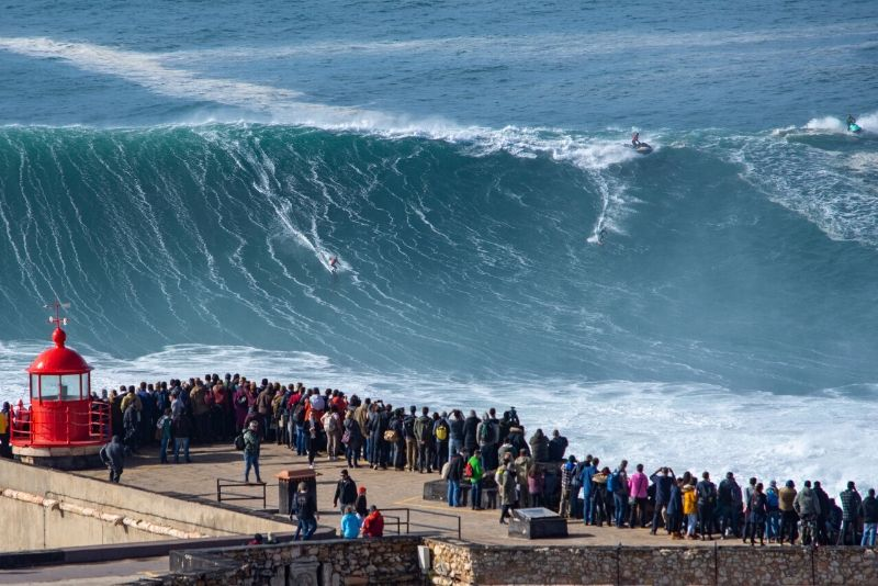 grande onda surf