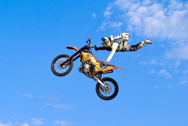 salto in moto