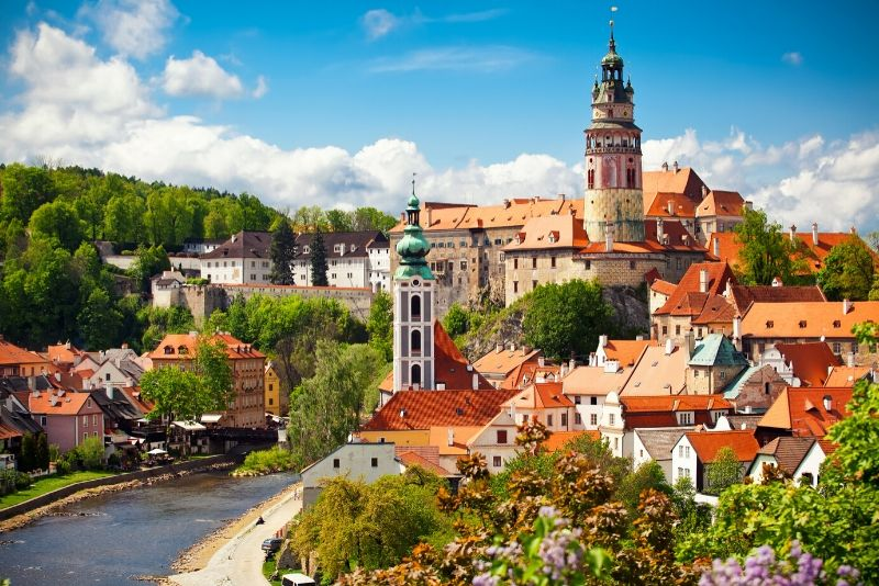 Český Krumlov Castle, Czech Republic - best castles in Europe