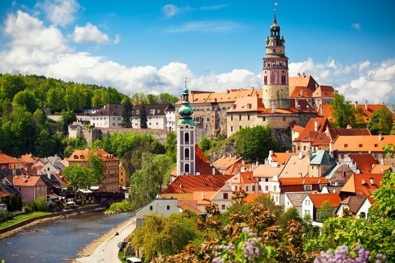 Český Krumlov Castle, Czech Republic - best castles in Europe