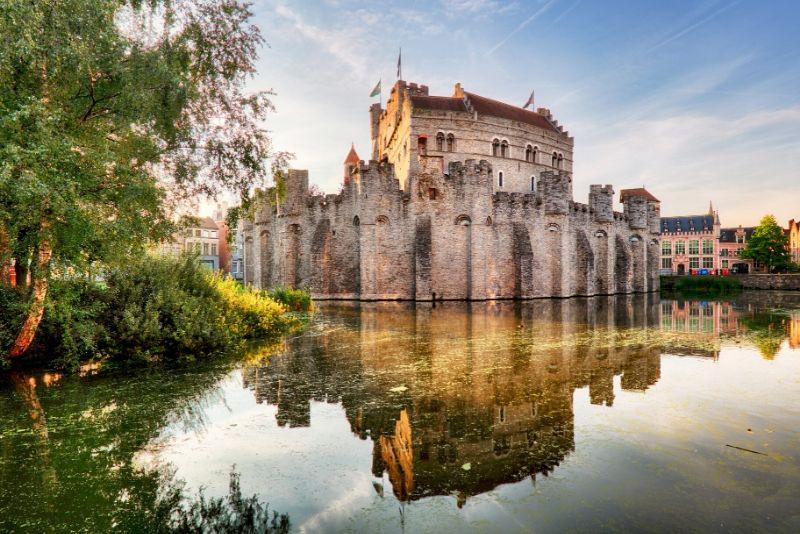 Choses à faire en Belgique #41 Allez voir le Château Gravensteen