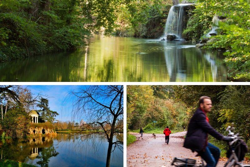 Sorties autour de Paris aux bois de Vincennes