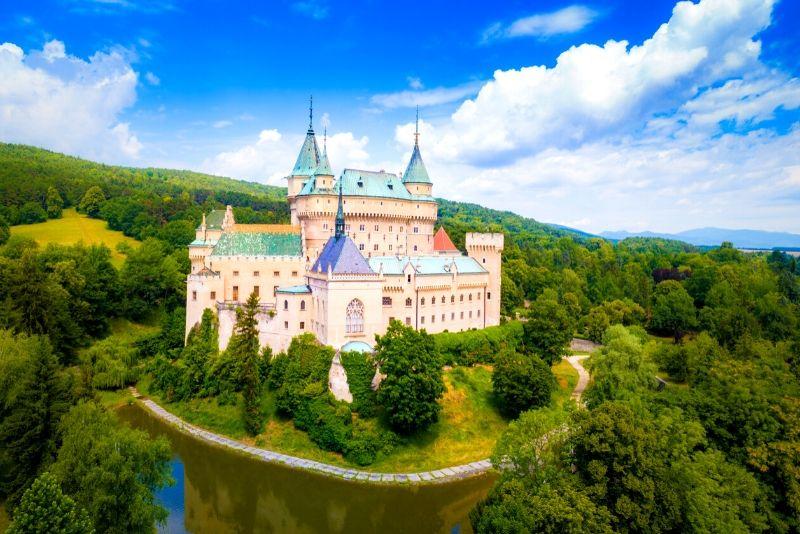 Bojnice Castle, Slovakia - best castles in Europe