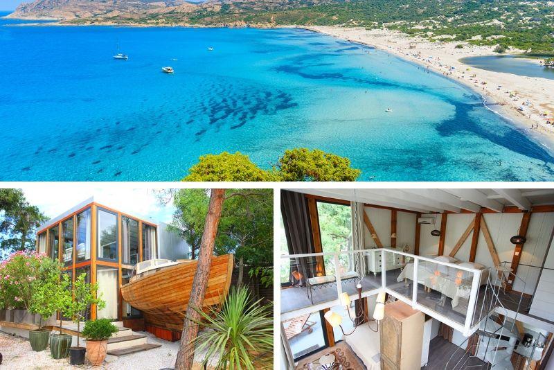 Passez une nuit insolite dans cette merveilleuse maison bateau- #7 Hébergements insolites en France