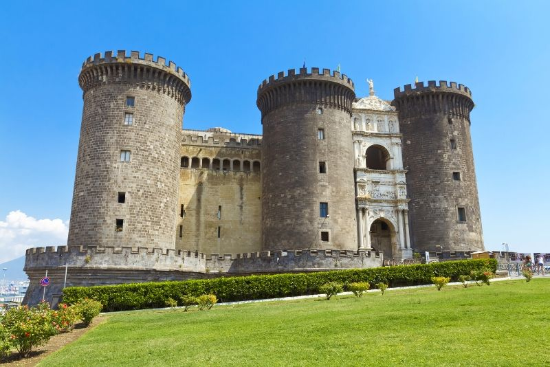 Castel Nuovo, Italy - best castles in Europe