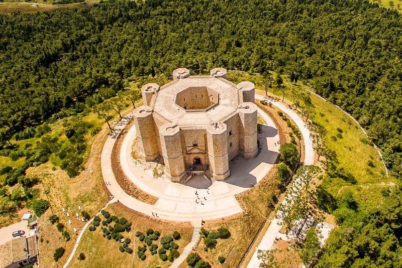 Castel del Monte, Italy - best castles in Europe
