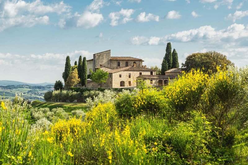 La Leccia Castle