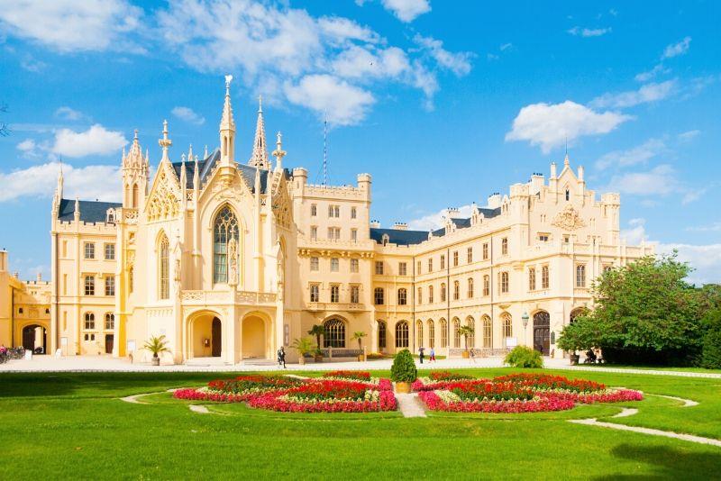 Castle Lednice, Czech Republic - best castles in Europe