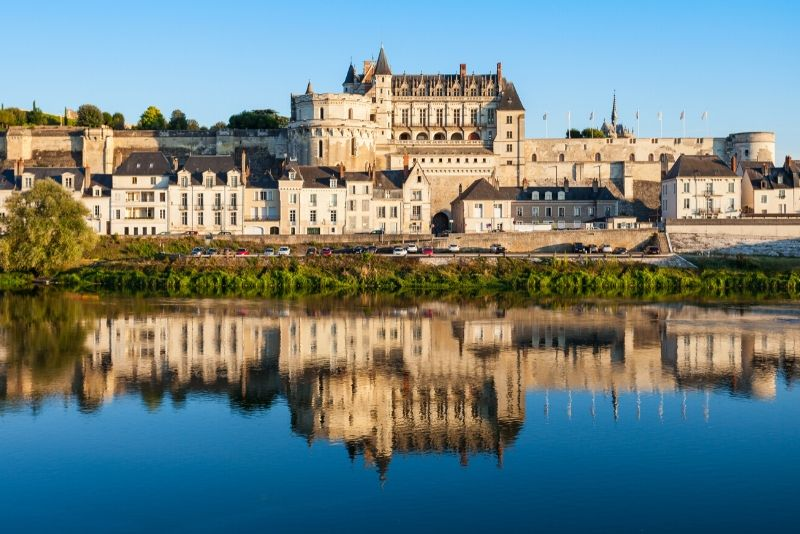 Château d'Amboise, France - best castles in Europe