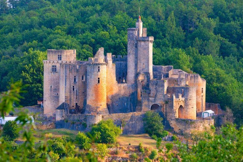 Château de Bonaguil, France - best castles in Europe
