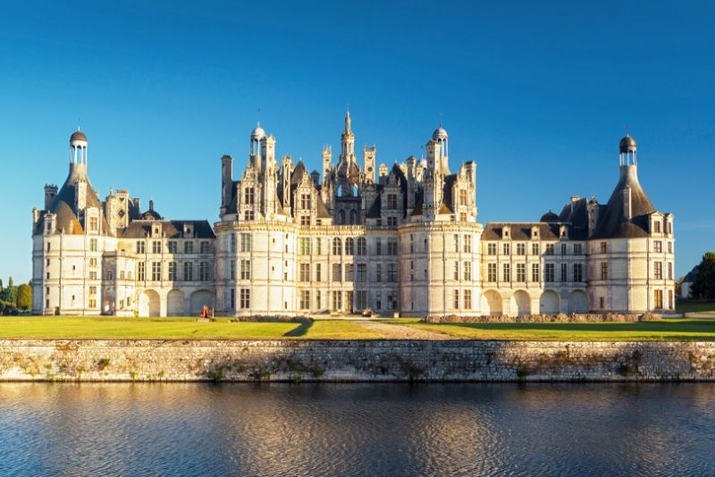 Château de Chambord, France - best castles in Europe