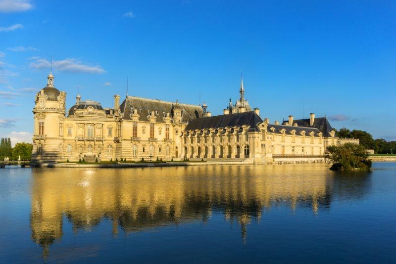 Château de Chantilly, France - best castles in Europe