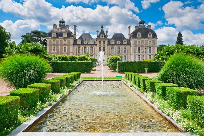 Château de Cheverny, France - best castles in Europe