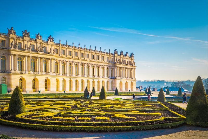 Château de Versailles, France - best castles in Europe