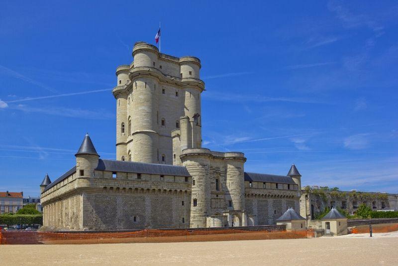 Château de Vincennes, France - best castles in Europe