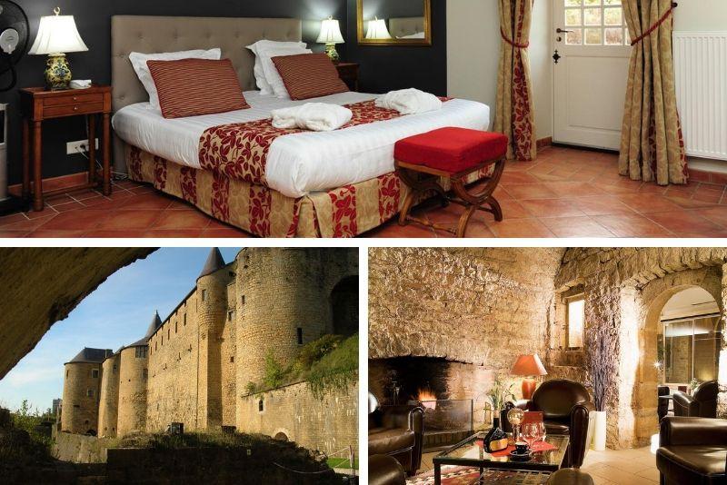 Vivez une expérience unique dans le château fort de Sedan- #13 Hébergements insolites en France