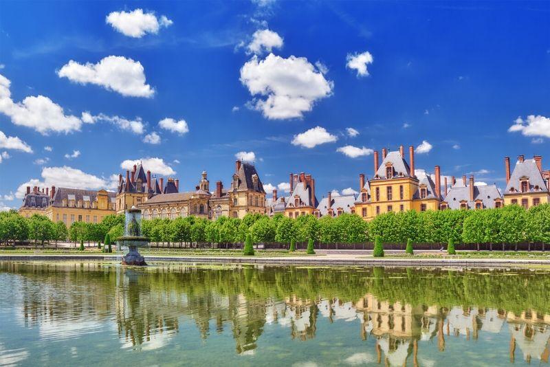 Sorties autour de Paris au château de Fontainebleau