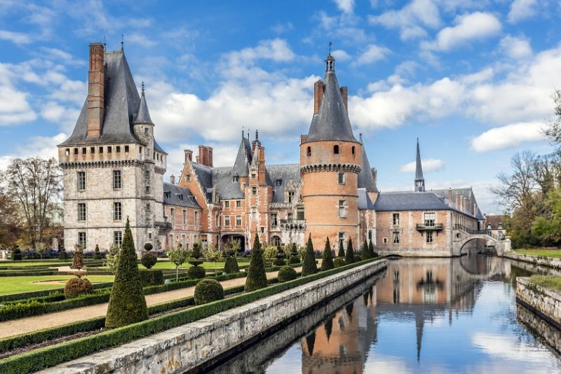 Sorties autour de Paris au château de Maintenon