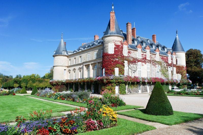 Sorties autour de Paris au château de Rambouillet
