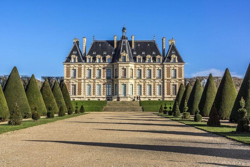 Sorties autour de Paris au Parc de Seaux