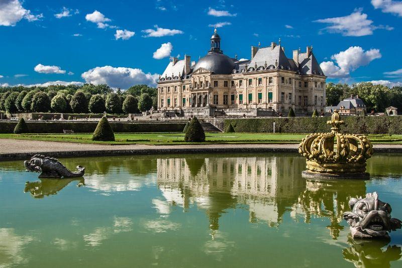 Sorties autour de Paris au château de Vaux-Le-Vicomte