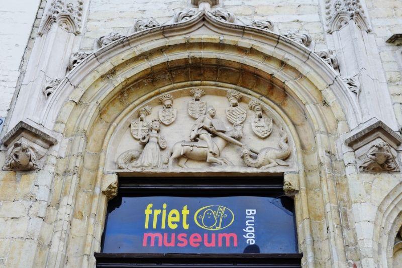 Choses à faire en Belgique #29 Découvrez le célèbre musée de la frite