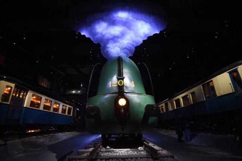 Choses à faire en Belgique #17 Découvrez le musée du train
