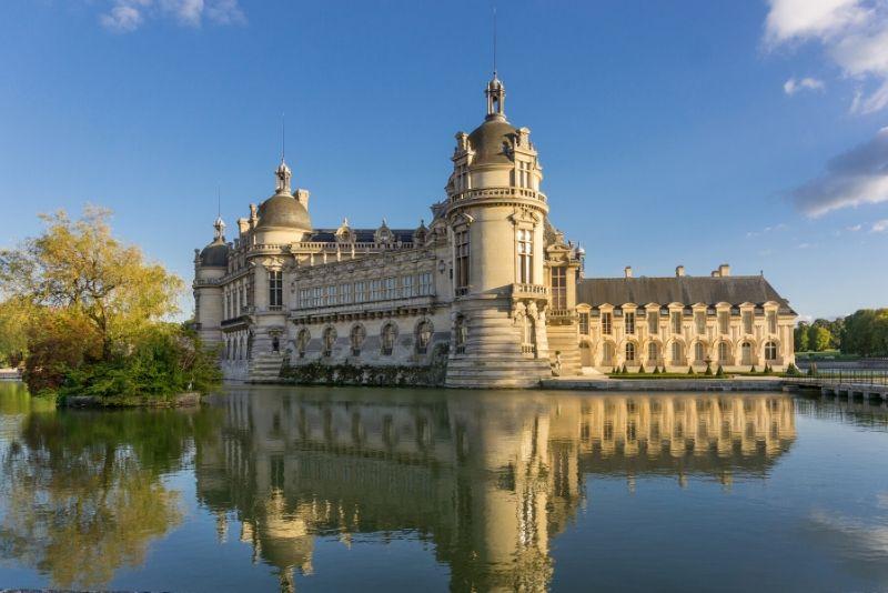 Sorties autour de Paris au domaine de Chantilly
