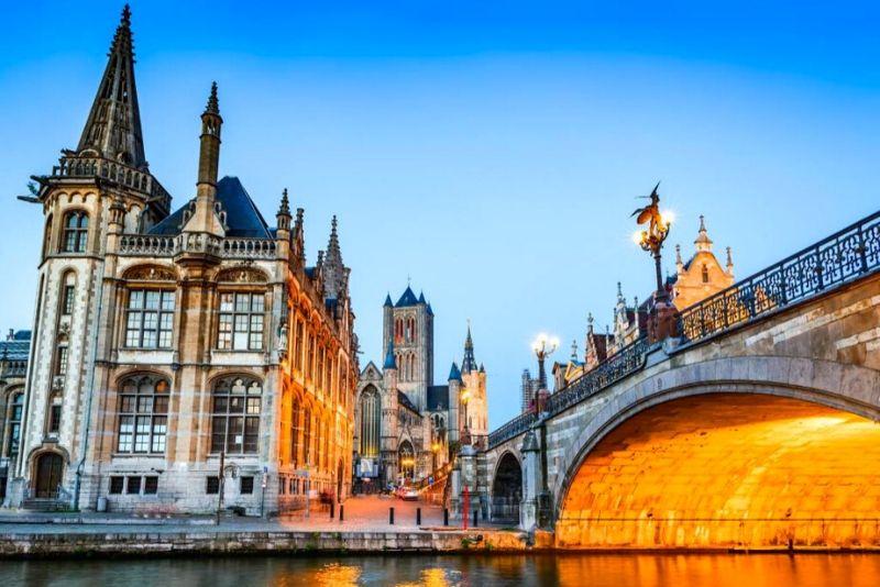 Choses à faire en Belgique #22 Dormez dans un monument historique à Gand