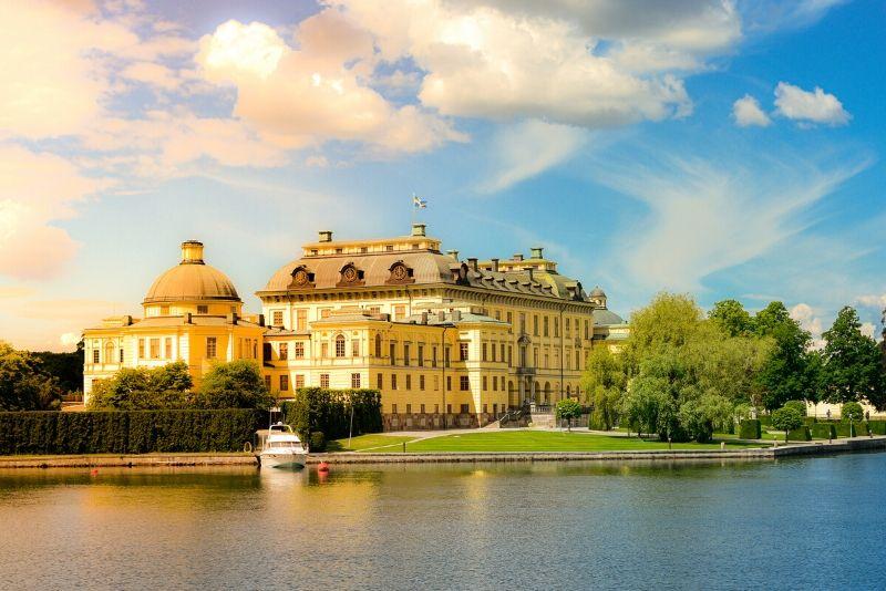 Drottningholm Castle, Sweden